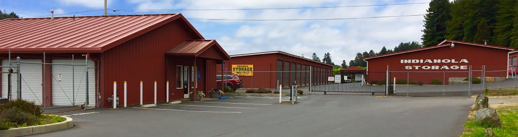 Storage Facility in Eureka, CA | Secure Self Storage Facility